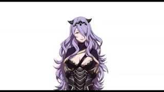 getlinkyoutube.com-Fire Emblem if - Live2D Assets Camilla
