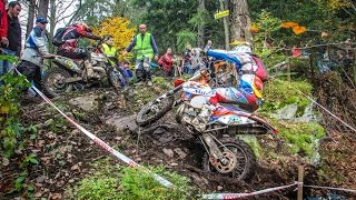 getlinkyoutube.com-Getzenrodeo 2014 - Final FIM Europe Extrem Enduro Cup 25.10.2014 - Marcel Teucher
