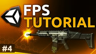 getlinkyoutube.com-How to Make a gun shoot in Unity - Raycast and Prefab | FPS TUTORIAL 4