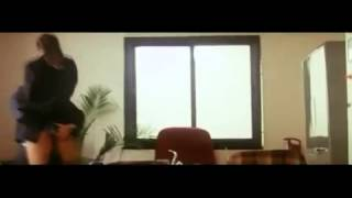 Unfaithful husband getting intimate with his Hot Secretary Laila