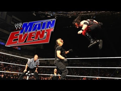 WWE Main Event - Kane vs. Seth Rollins: WWE Main Event, May 15, 2013