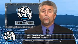 Football Pick: Georgia Bulldogs vs Auburn Tigers