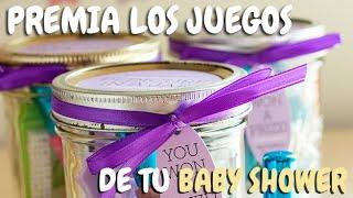 getlinkyoutube.com-¿Sabes cómo Premiar los Juegos de tu Baby Shower? HD