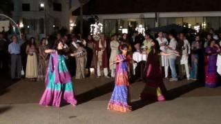 RACHNA/PRIYA/PRIYANKA DANCE AT SALONI'S SANGEET NIGHT