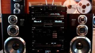 getlinkyoutube.com-AKAI HiFi audio stereo, Topline series; 'Clarity GX Compo 730' 1988 (480p)