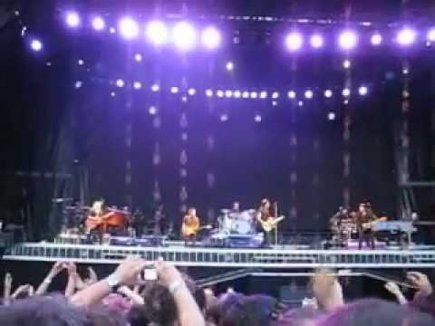 BRUCE SPRINGSTEEN & E Street Band - Firenze 2012 Apertura concerto dal pit