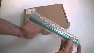 getlinkyoutube.com-How to Clean an OPC Drum for Laser printer/Copier