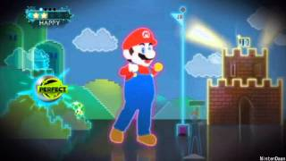 getlinkyoutube.com-[Just Dance 3] Ubisoft meets Nintendo - Just Mario