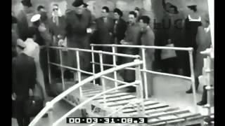 Il principe Gustavo Adolfo di Svezia a Capri nel 1949
