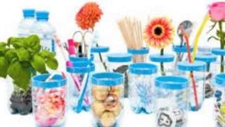 getlinkyoutube.com-1000 ideas creativas para reciclar botellas de plastico
