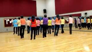 Must Be Something - Line Dance (Dance & Teach in English & 中文)