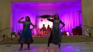 getlinkyoutube.com-Best Mehndi Dance 2016 Bollywood Prem Ratan Dhan Payo Choreography Indian Wedding Performance