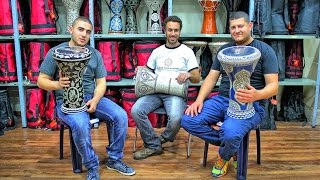 getlinkyoutube.com-And the fun is just begin... The best Darbuka Show - Arab Instruments