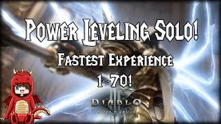 getlinkyoutube.com-[D3] - Fastest Experience 1-70! Power Leveling Solo!