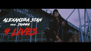 getlinkyoutube.com-Alexandra Stan featuring Jahmmi - 9 LIVES  (Official Video)