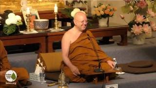 getlinkyoutube.com-How to deal with blame and criticism | Ajahn Brahm | 18 November 2016