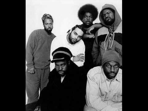 The Roots - Proceed V (Beatminerz Remix) w/Lyrics