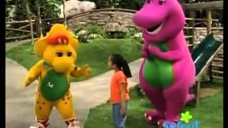 getlinkyoutube.com-Barney & Friends: Play It Safe! (Season 7, Episode 14)