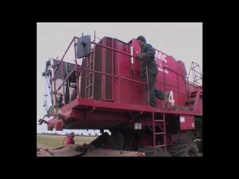 Monsters of the Pea Field - The Story of the Pea Harvester