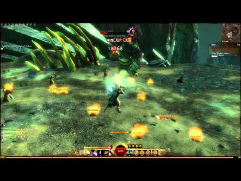 The Ruined City of Arah - Story Mode - Guild Wars 2 - PTN The Part Time Nerd