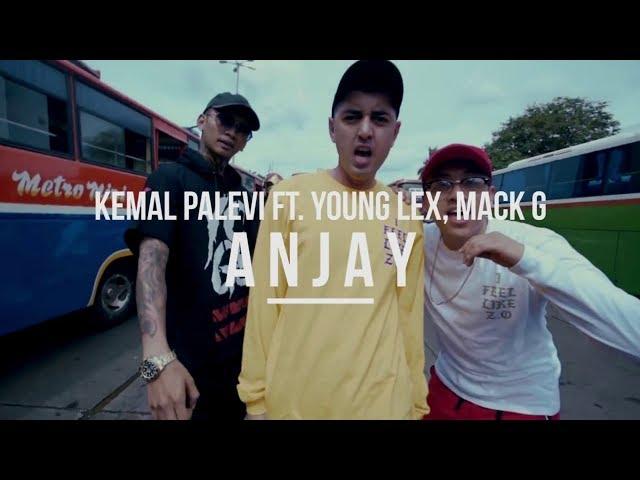 ANJAY - KEMAL PALEVI FT YOUNGLEX & MACK G karaoke download ( tanpa vokal ) cover