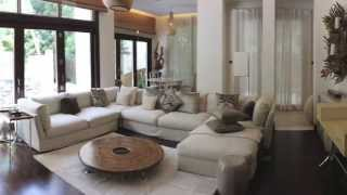 getlinkyoutube.com-Al Barari, Type B Villa, Dubai, capella properties