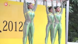 getlinkyoutube.com-雑技団 チャイナ 軟体 中秋明月祭2012