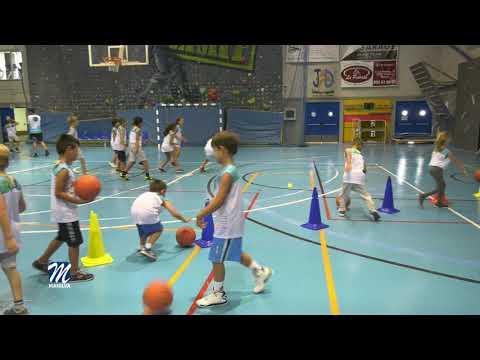 El campus provincial de baloncesto vuelve a Manilva