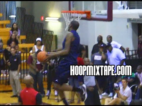 Kevin Durant And NBA Pros SHOW OUT At Luda Day Celebrity Game!! Brandon Jennings