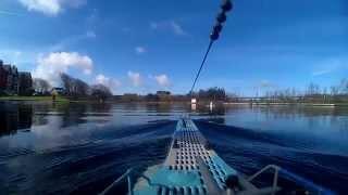 getlinkyoutube.com-Camera test on RC Submarine at Southport Model Boat Club