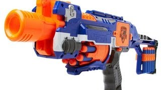 [REVIEW] Nerf Elite Stockade Unboxing & Review