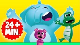 getlinkyoutube.com-Las Canciones del Zoo - Mix Enganchados en HD