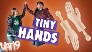 getlinkyoutube.com-Tiny Hands are itty bitty plastic mitts
