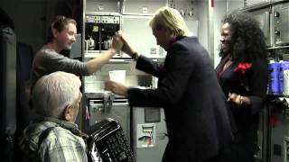 getlinkyoutube.com-Delta flight 31. Moscow - New York. Jan. 17, 2011