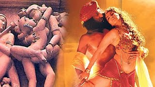 getlinkyoutube.com-Sunny's Ek Paheli Leela Dance Moves Copied From Kamasutra