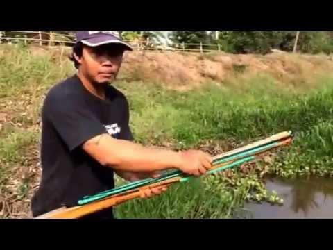 ปืนดำน้ำยิงปลาช่างเอกลพบุรี