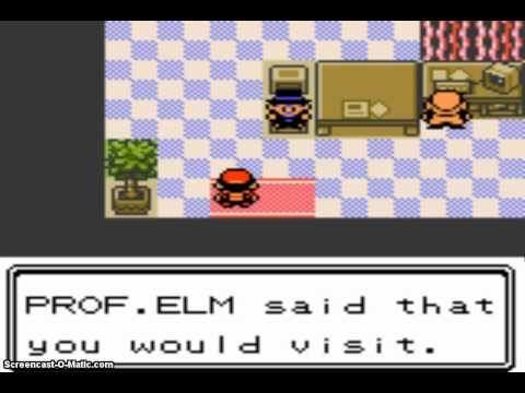 Lets Play Pokemon Crystal Part 3 (Its a MYSTERY hint hint wink wink!)