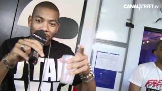 Black Kent - Freestyle avant la CS Session Live
