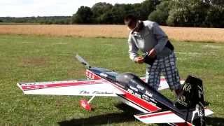 Markus Rummer 4D-flight !!! Verstellpropeller am Elektrofliegertreffen Rothenburg ob der Tauber 2012