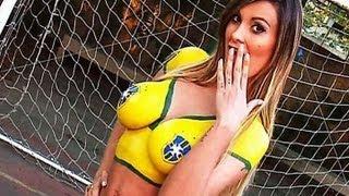 """getlinkyoutube.com-Andressa Urach afirma que Cristiano es """"muy bueno en la cama"""""""