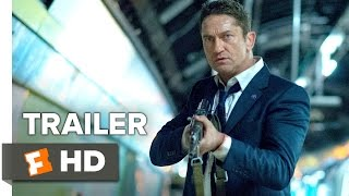 London Has Fallen Official Trailer #1 (2015) - Gerard Butler, Morgan Freeman Action Movie HD