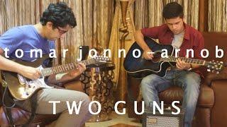 getlinkyoutube.com-Arnob | Tomar Jonno | Acoustic Cover by Two Guns