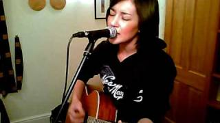 getlinkyoutube.com-The Fray - Look After You - New Moon Soundtrack (Hannah Trigwell acoustic cover)