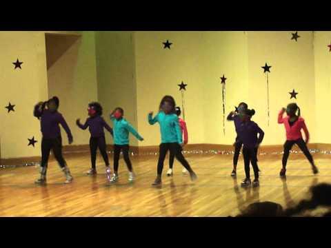 Dance 411 Kids Hip Hop class