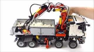 getlinkyoutube.com-Lego Technic #42043