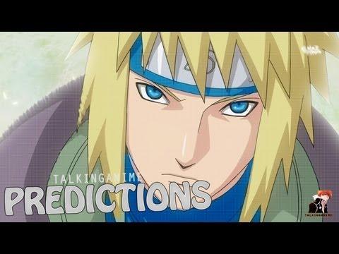 Naruto Manga Chapter 631 Predictions - Minato vs Madara?