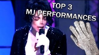 getlinkyoutube.com-TOP 3 Michael Jackson Live Performances !!!