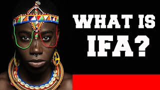 ORISHA And IFA | Babalawo & Apetebi width=