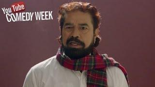 getlinkyoutube.com-Nakli Visa Kiddan Laggeya - Youtube Comedy Week India | Punjabi Movie 2013 - Jatts in Golmaal