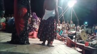 Bhojpuri Arkestra Nautanki Nach Program in Lucknow Hot and Funny 2016 width=